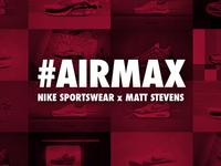 Airmax Series Launch