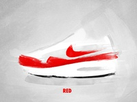 #AIRMAX / RED