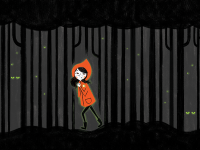 Wandering illustration