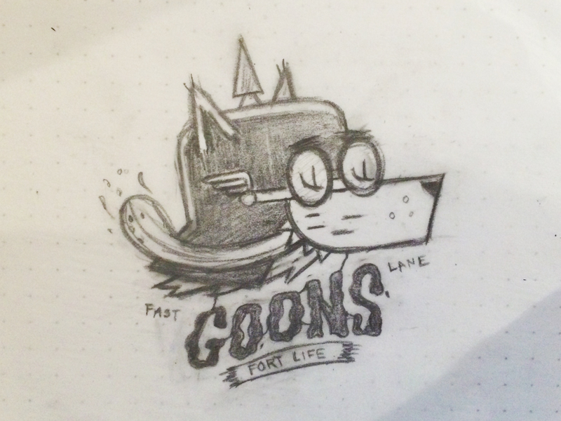 Goons illustration