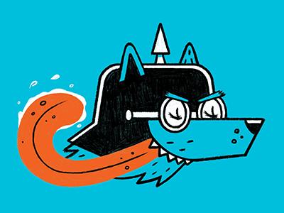 Goon illustration