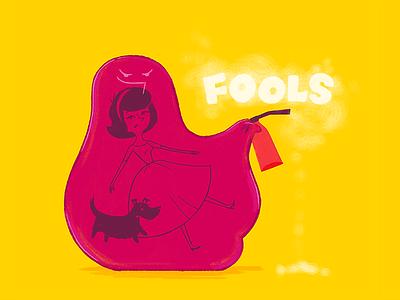 The Blob posters goons steve mcqueen the blob alternate ending illustration