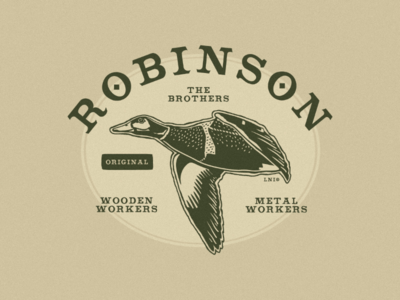 Robinson The Brothers