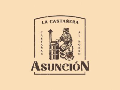 La castañera Asunción