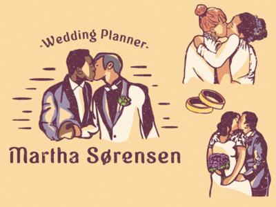 Martha Sørensen Wedding Planner