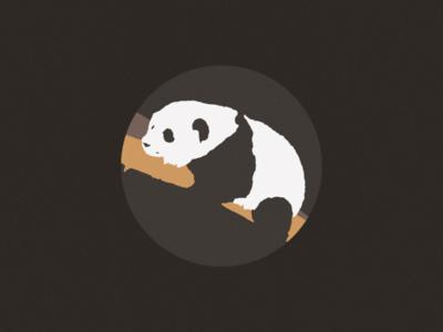 Flat Panda