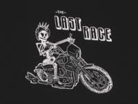 The last race -Motorcycyle version-