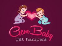 Gem Baby - Logo Design
