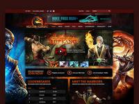 Mortal Kombat Concept