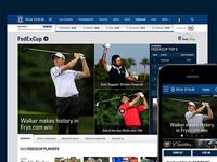 PGA Tour Concept