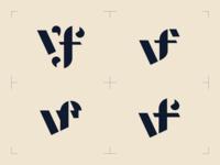 V + F