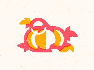 A Good Day to Pumpkin leaves season autumn fall pumpkin vector branding design illustration
