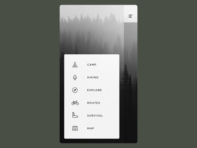 Pacific Northwest Camping App forest mobile application backpack bike hike camp washington pnw
