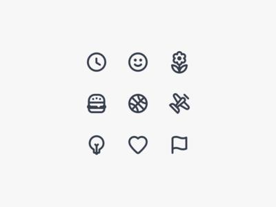 Custom Emoji Icons illustration product emoji design icon