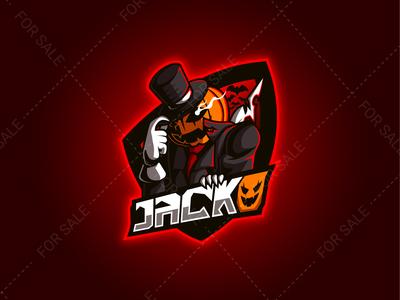 JACKO Mascot Logo