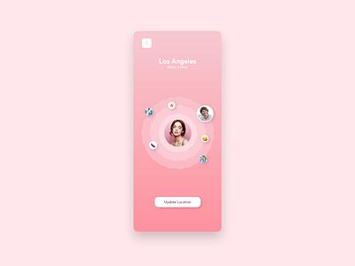 Dating App ui app datingapp dating