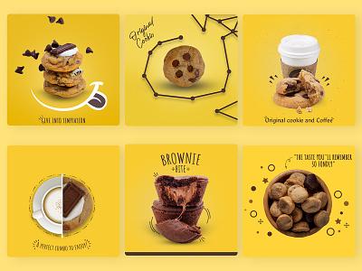 Social Media social media muffins cookies