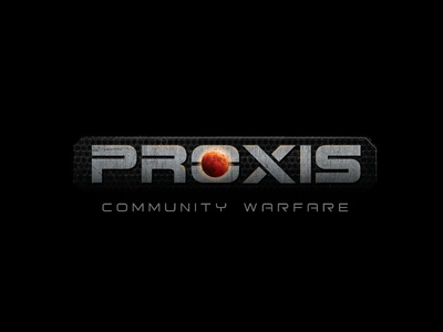 Proxis community warfare website banner