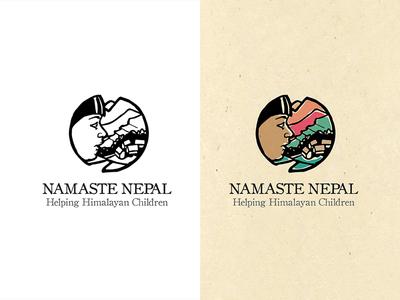 Namaste Nepal logo