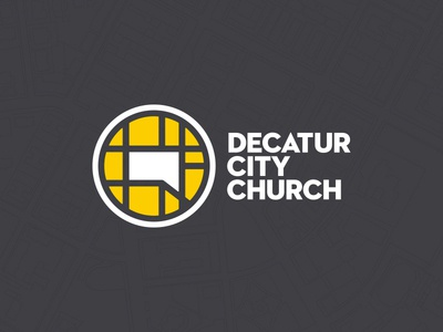 Decatur City Church Branding