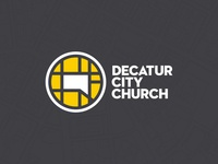 Decatur City Church Branding