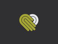 Heart/Hand Logo WIP