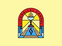 Liturgical Chapel Logo Concept