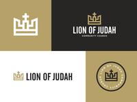 Lion of Judah Final Logos