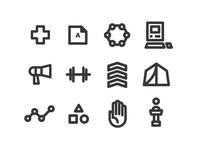 NPM Partners Site Icons