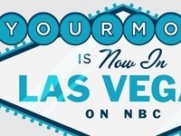Vegas Sign Adaptation
