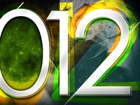 2012 New year ad banner