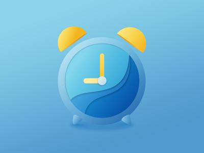 Wakey wakey bell reminder alarm clock