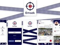 Emsek Mobile Application