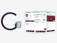 Gameeya Mobile Application Design