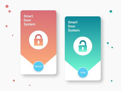 Smart Door App doorlocking smartdoor