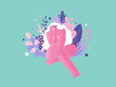 Blooming dreaming