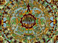 Phish-Mayan Design