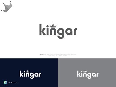 outstanding kingar logo