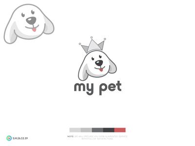 my pet logo