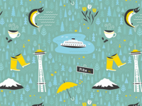 Seattle Fabric