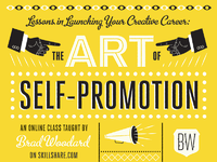 The art of self promotion facebook