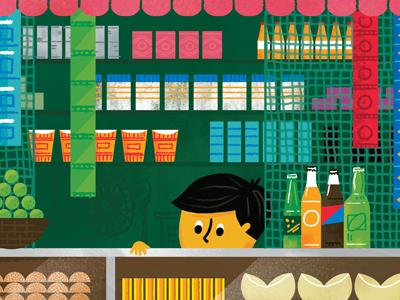 Tindahan philippines tindahan snacks treats bakery shop soda pop fruit jar