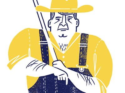 Farmer character