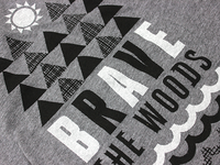 Brave Tees are Printed!