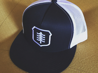 Brave Shield Trucker Hat