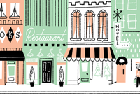 1950s Storefronts WIP