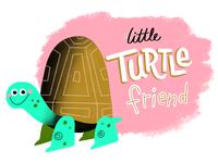 Little Turtle Friend