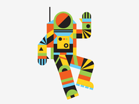 Hello Spaceman