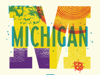 We're Coming to Michigan!