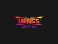 WINGS DANCE SPORT GROUP LOGO